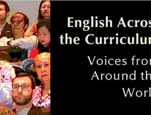New Book! English Across the Curriculum: Voices from Around the World