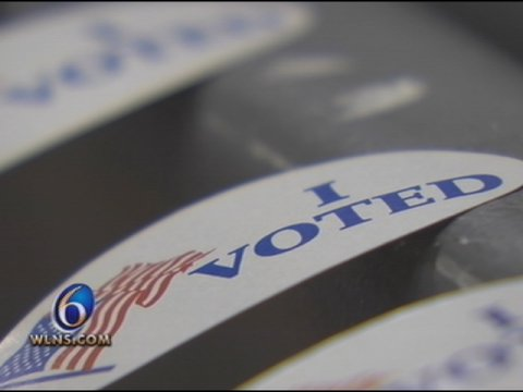 I Voted Sticker_34064