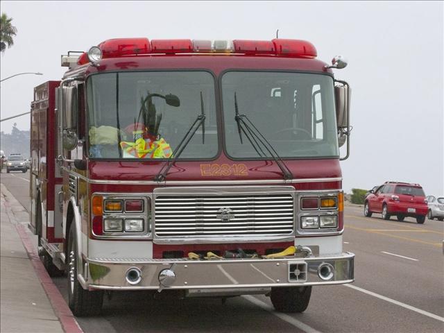 Firetruck Generic_30402