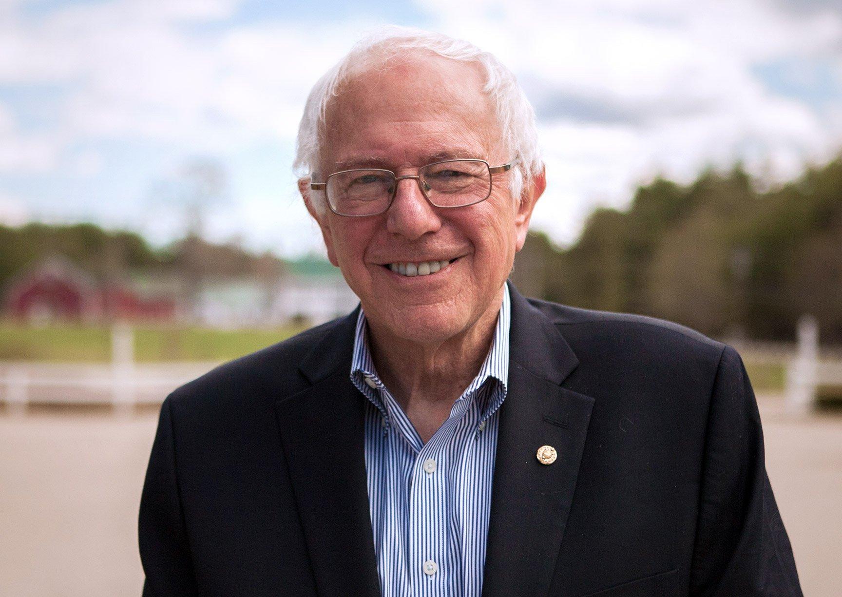 Bernie Sanders Election 16 Page MAIN_136726