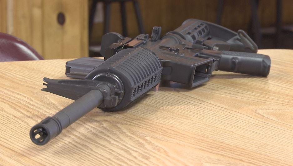 The American Legion Raffle Rifle_165498