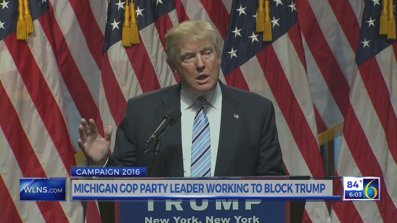 Skubick: Battle brewing over Trump endorsement among MI Republicans