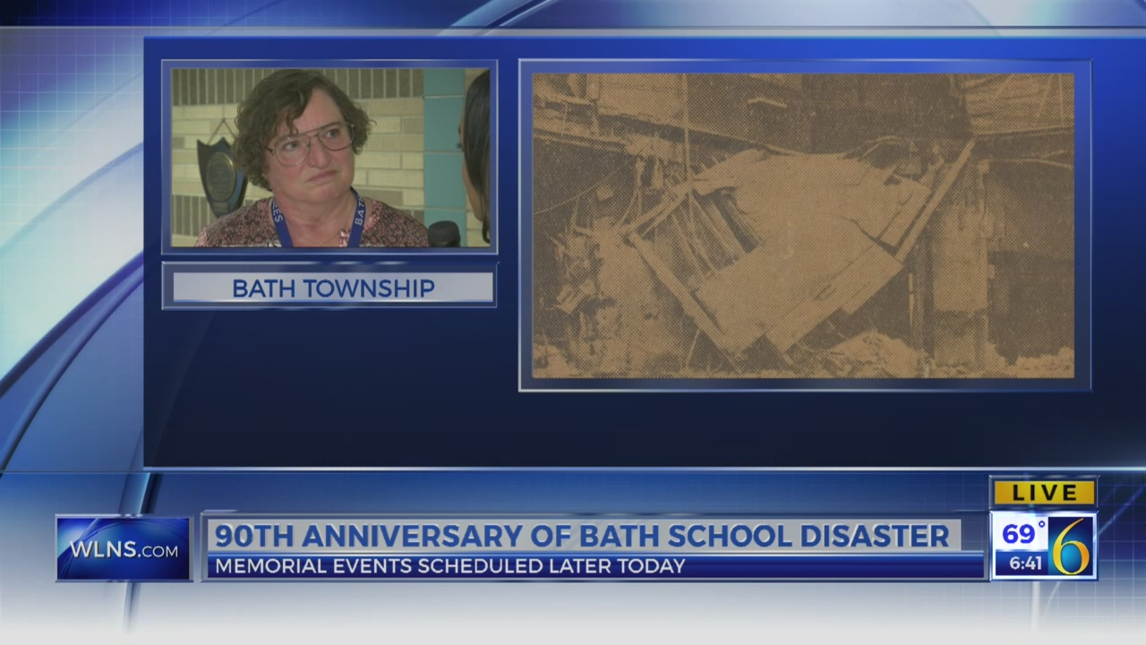 This Morning: Bath school bomb