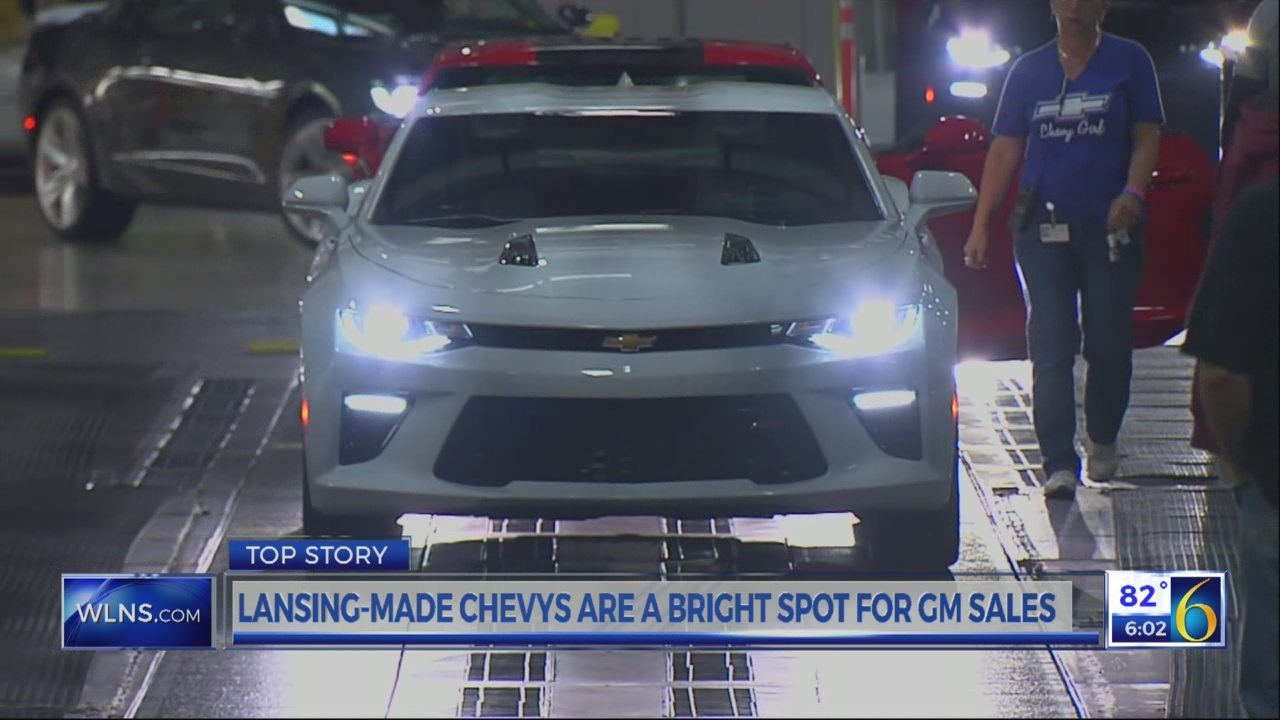 Chevy Camaro | WLNS 6 News