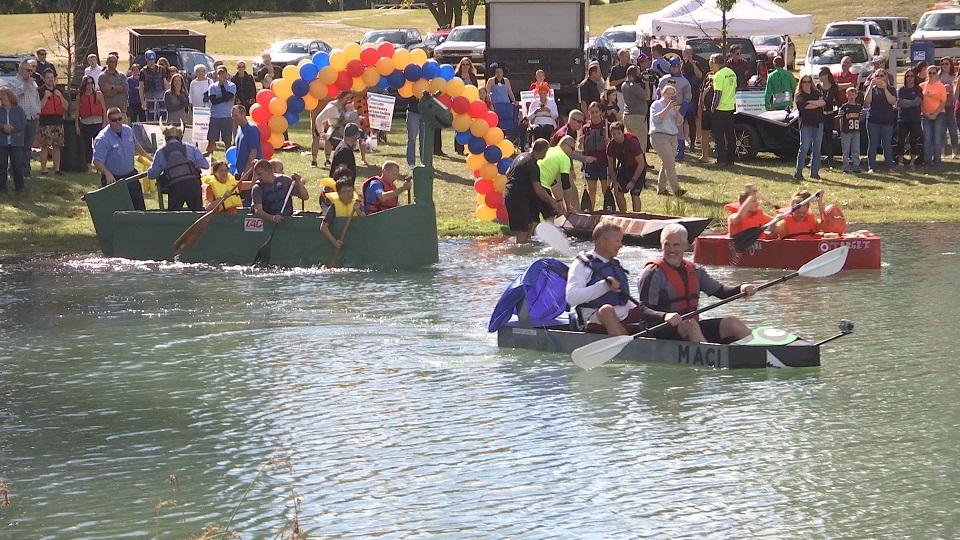 cardboard boat race_311071