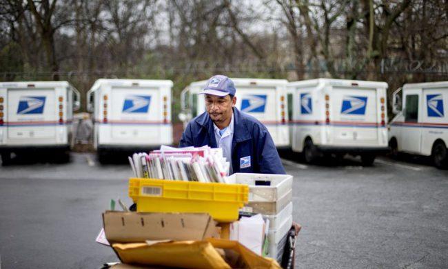 Postal delivery_332335