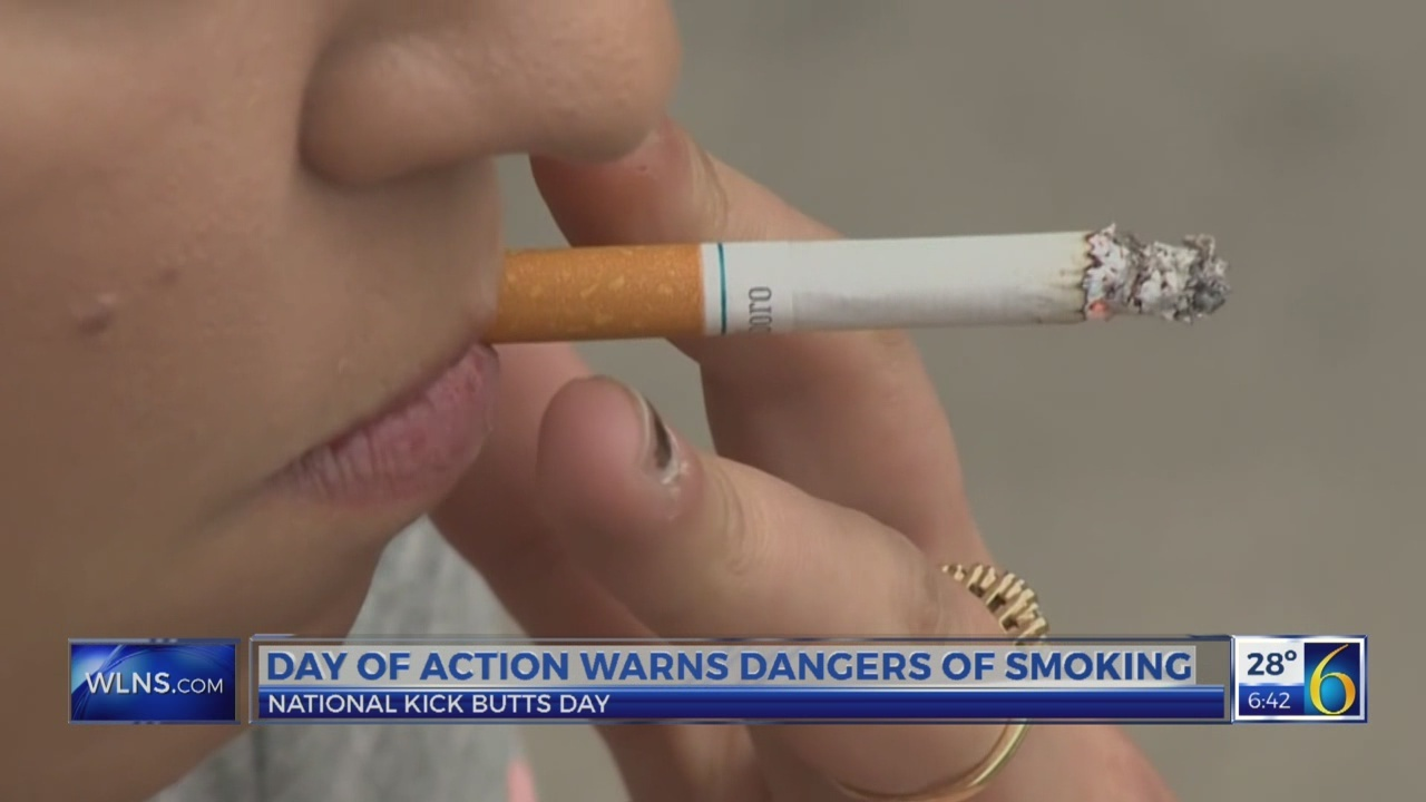 Day of Action on dangers of smoking