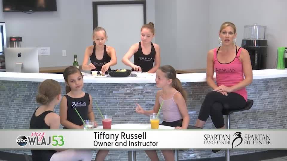 Spartan Dance | Nutrition
