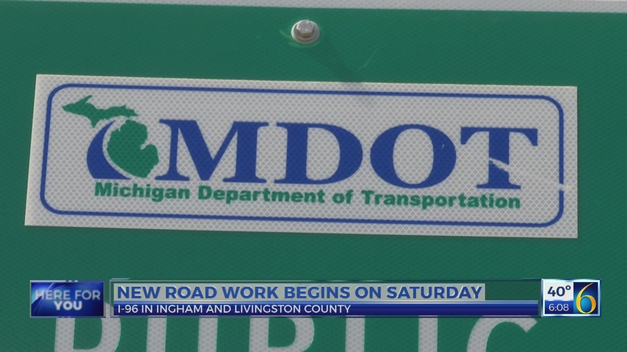 Construction to begin on I-96