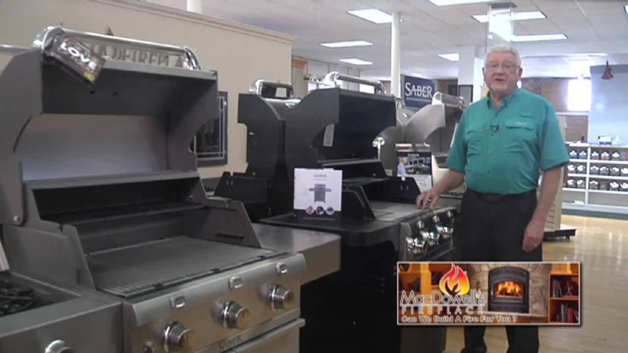 MacDowell's | Saber Grills