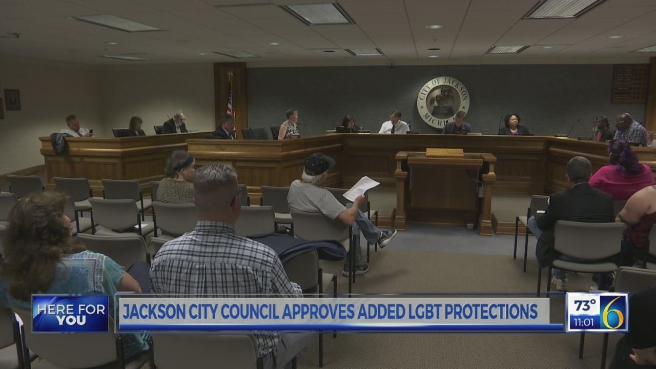 LGBT protections in Jackson