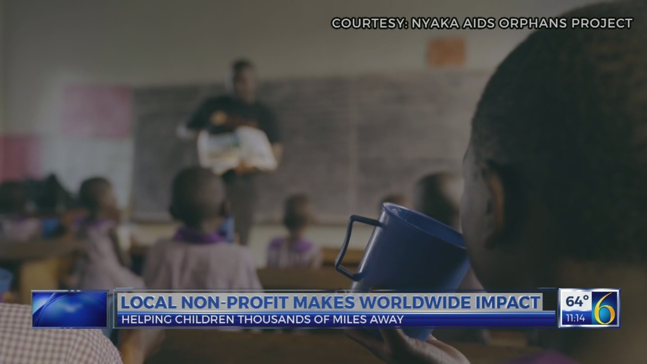 Local non-profit makes worldwide impact