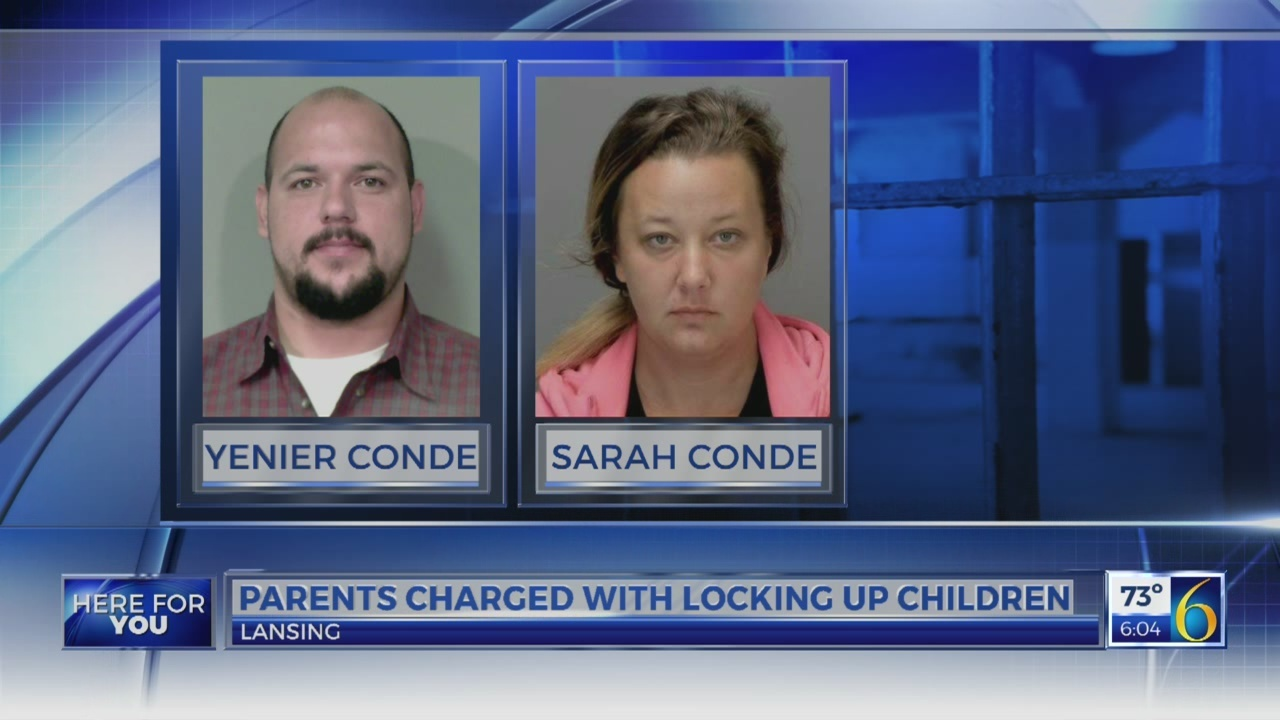 Parents Charged with Child Abuse