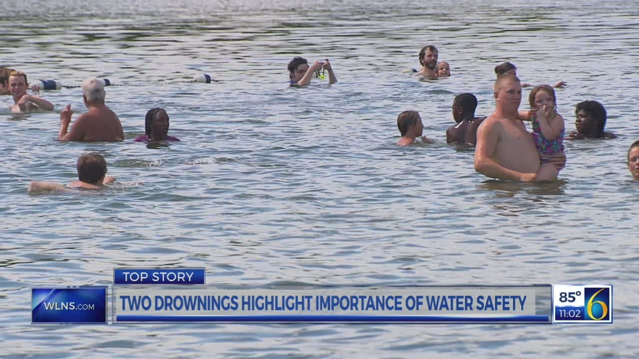 Two drownings highlight importance of water safety