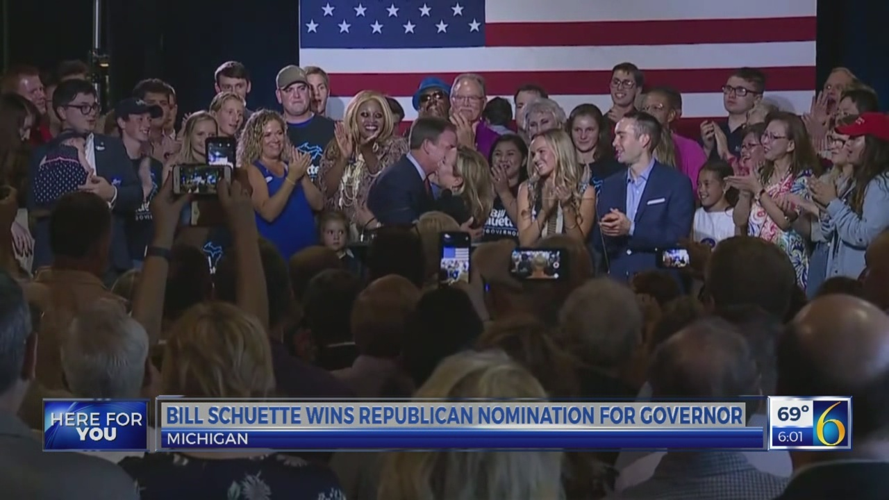 6 News This Morning: primary election governor results