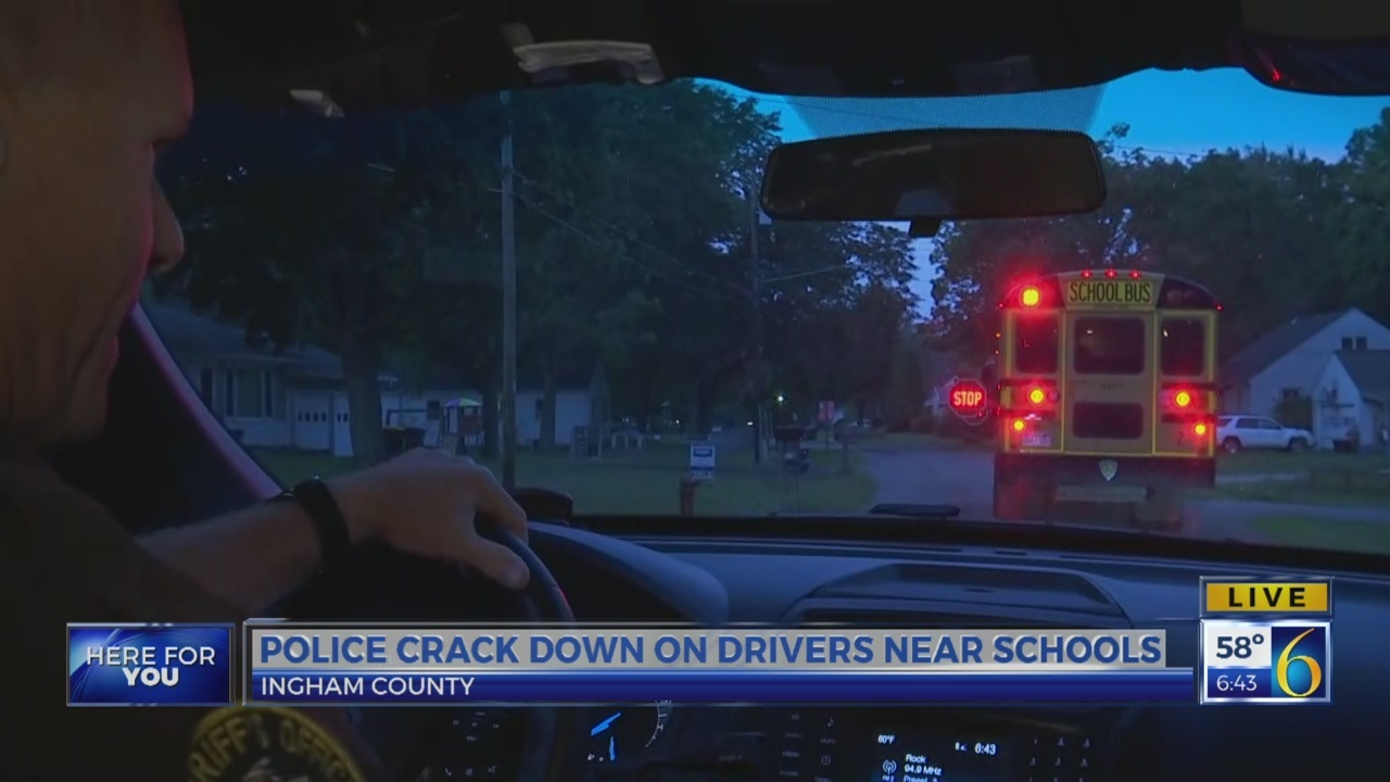6 News This Morning: school bus safety