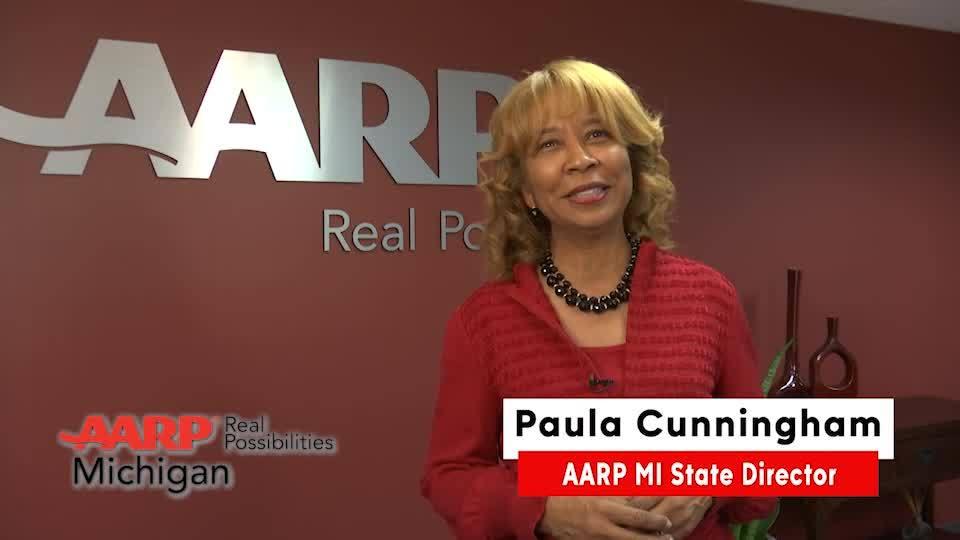 """AARP Real Possibilities-Season 1-Episode 1 """"Voting"""""""
