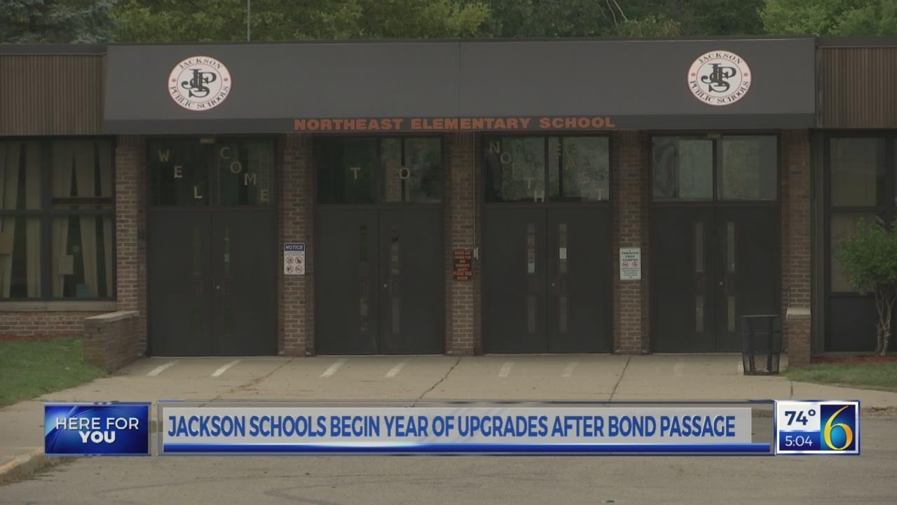 Jackson Schools Upgrades