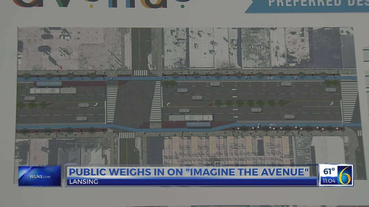 "Public weighs in on ""Imagine the Avenue"""