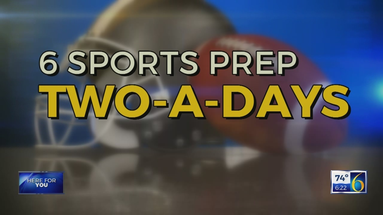 Two-A-Days: Waverly and Portland