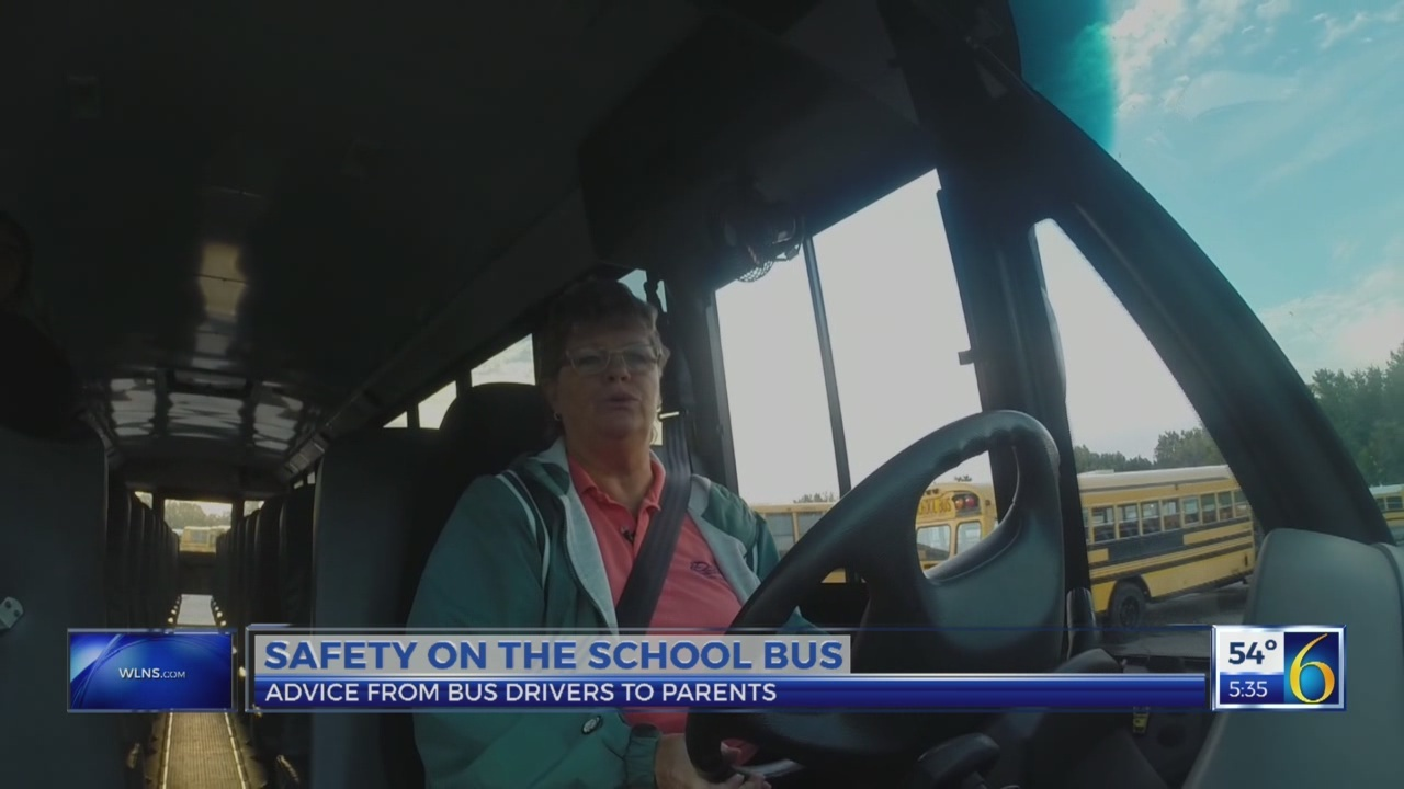 6 News at 5:30: bus safety, inside the bus