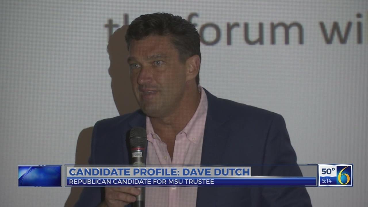 Candidate profile: Dave Dutch