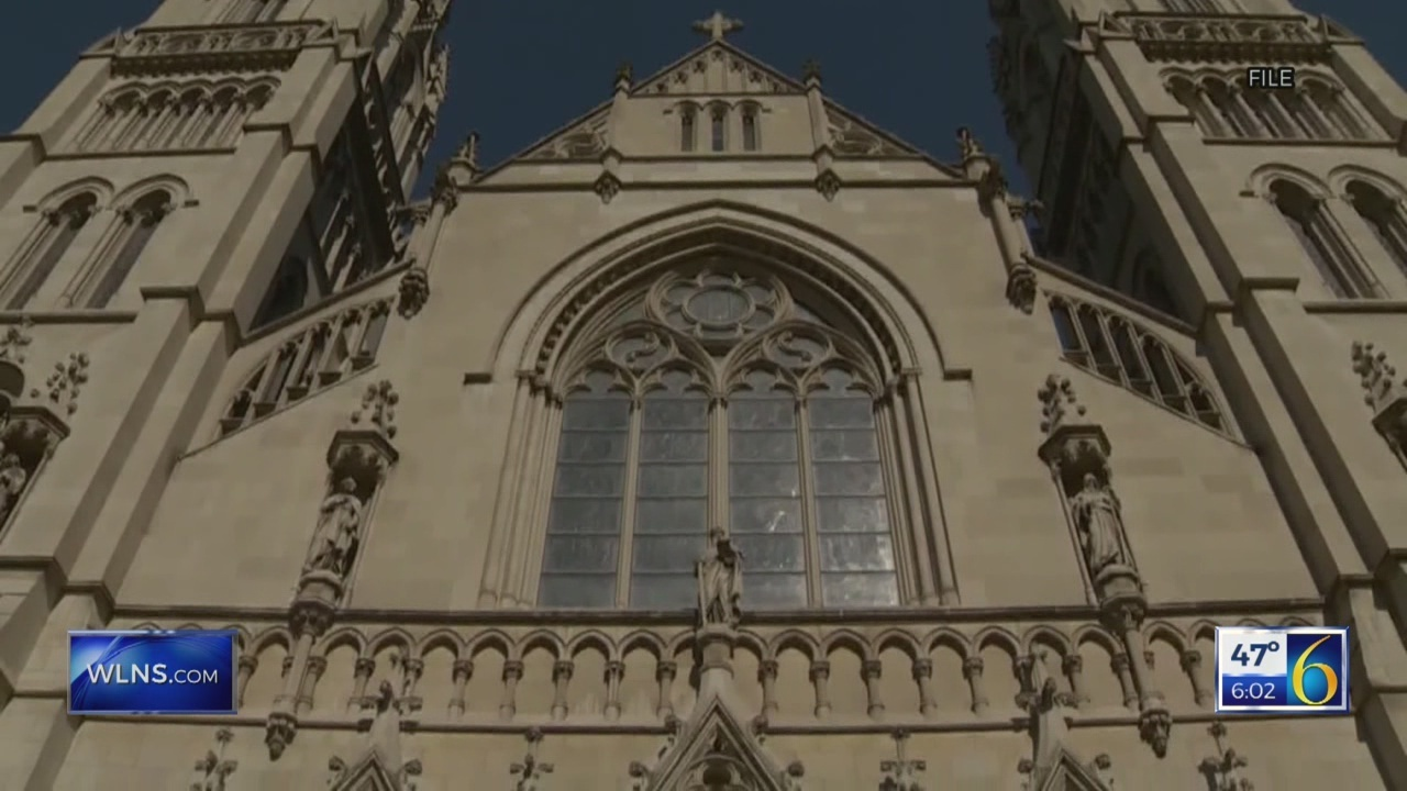 More people come forward about misconduct allegations in Catholic Church