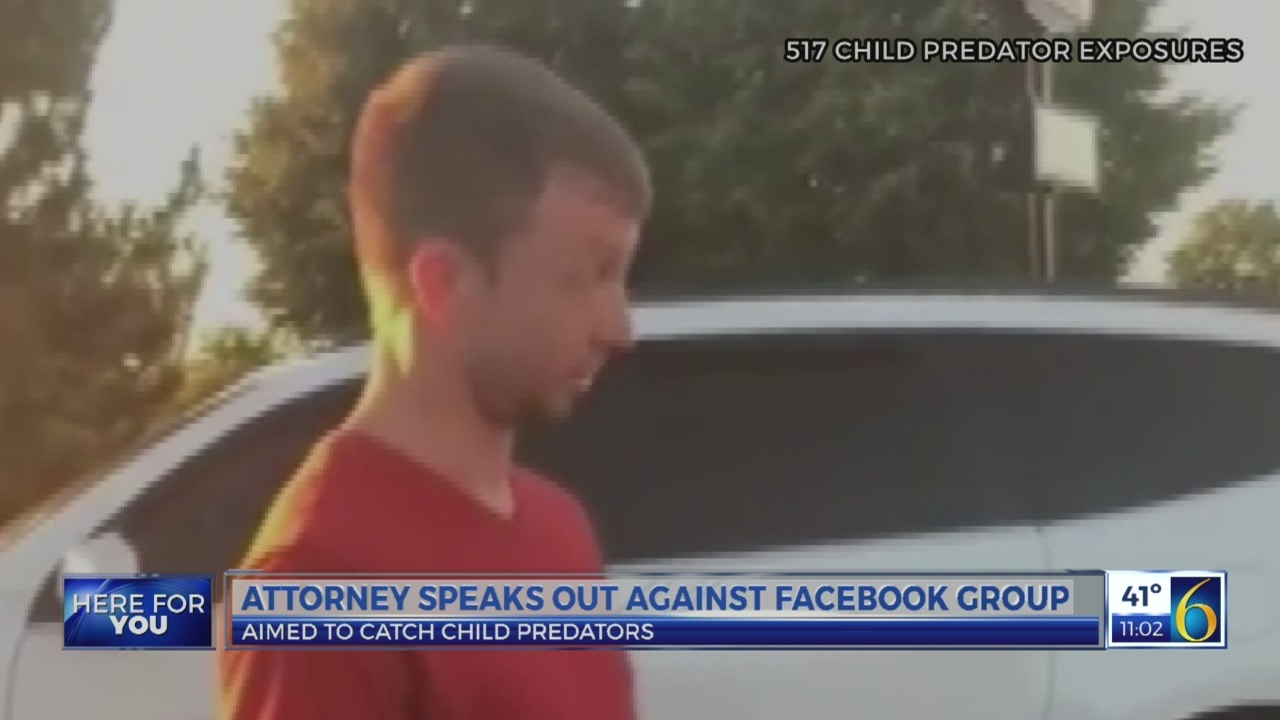 Attorney speaks out against Facebook group