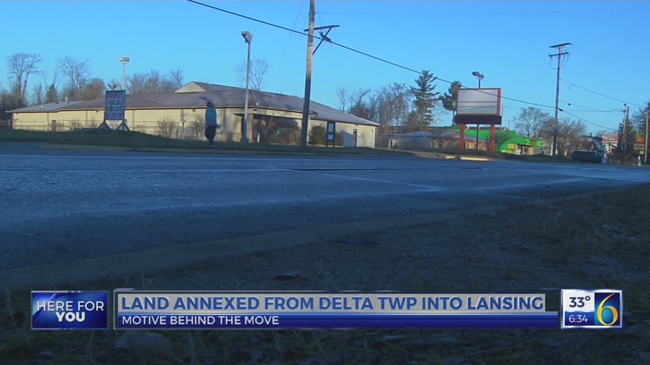 6 News This Morning: annexed land