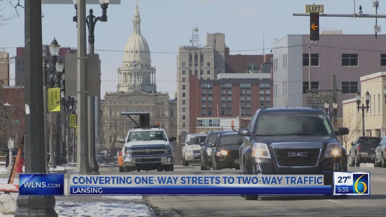 6 News at 5:30 a.m.: two way streets 2