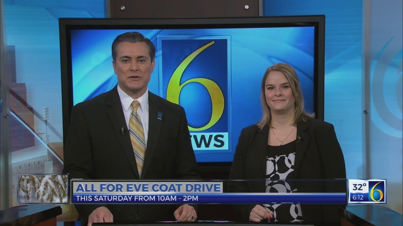 EVE Coat Drive
