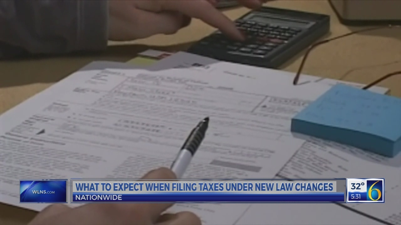 6 News This Morning: tax law changes