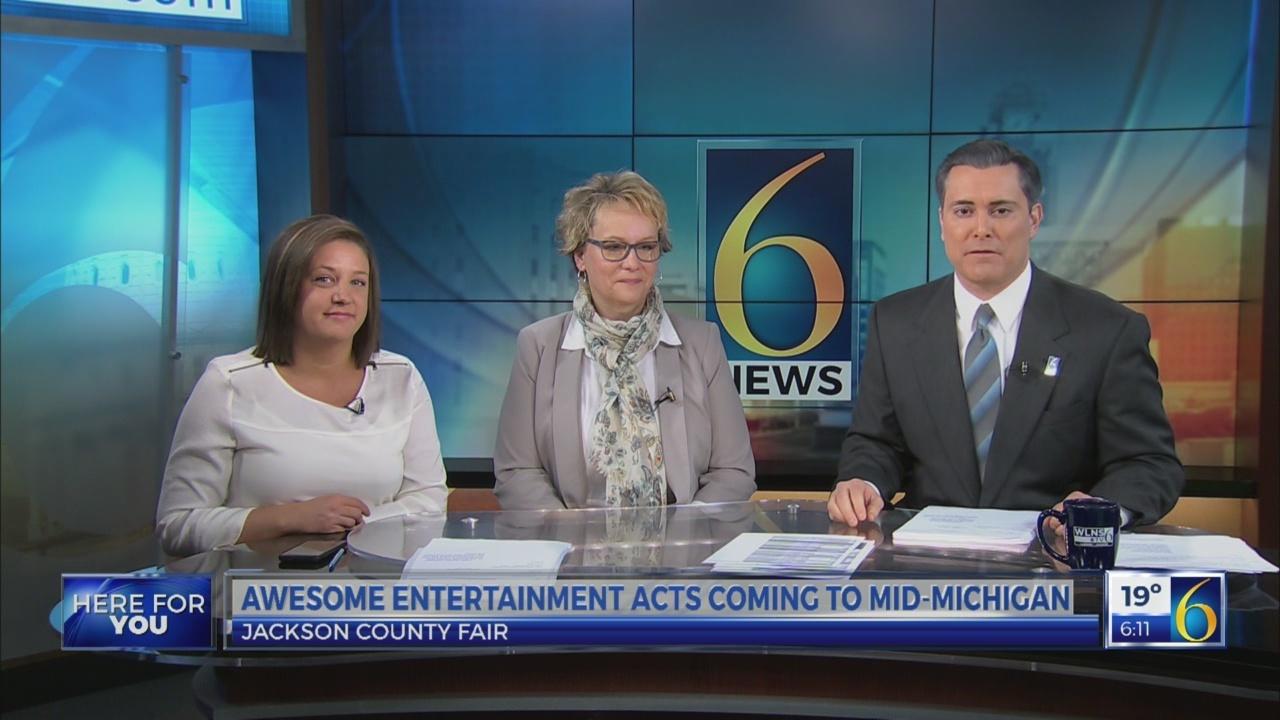 Jackson County Fair Entertainment