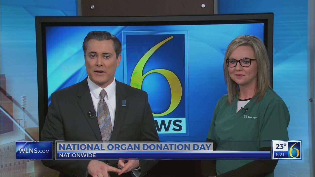 National Organ Donation Day