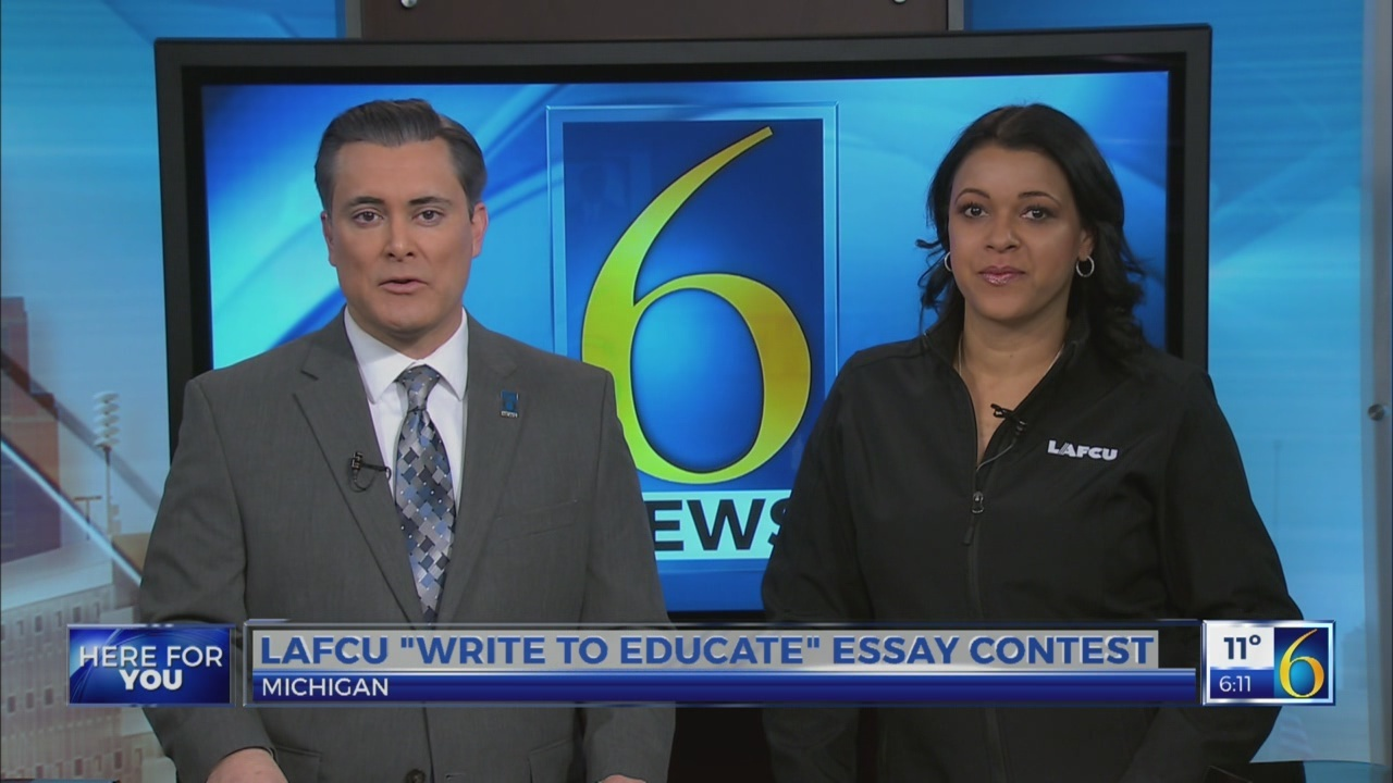 LAFCU Essay Contest