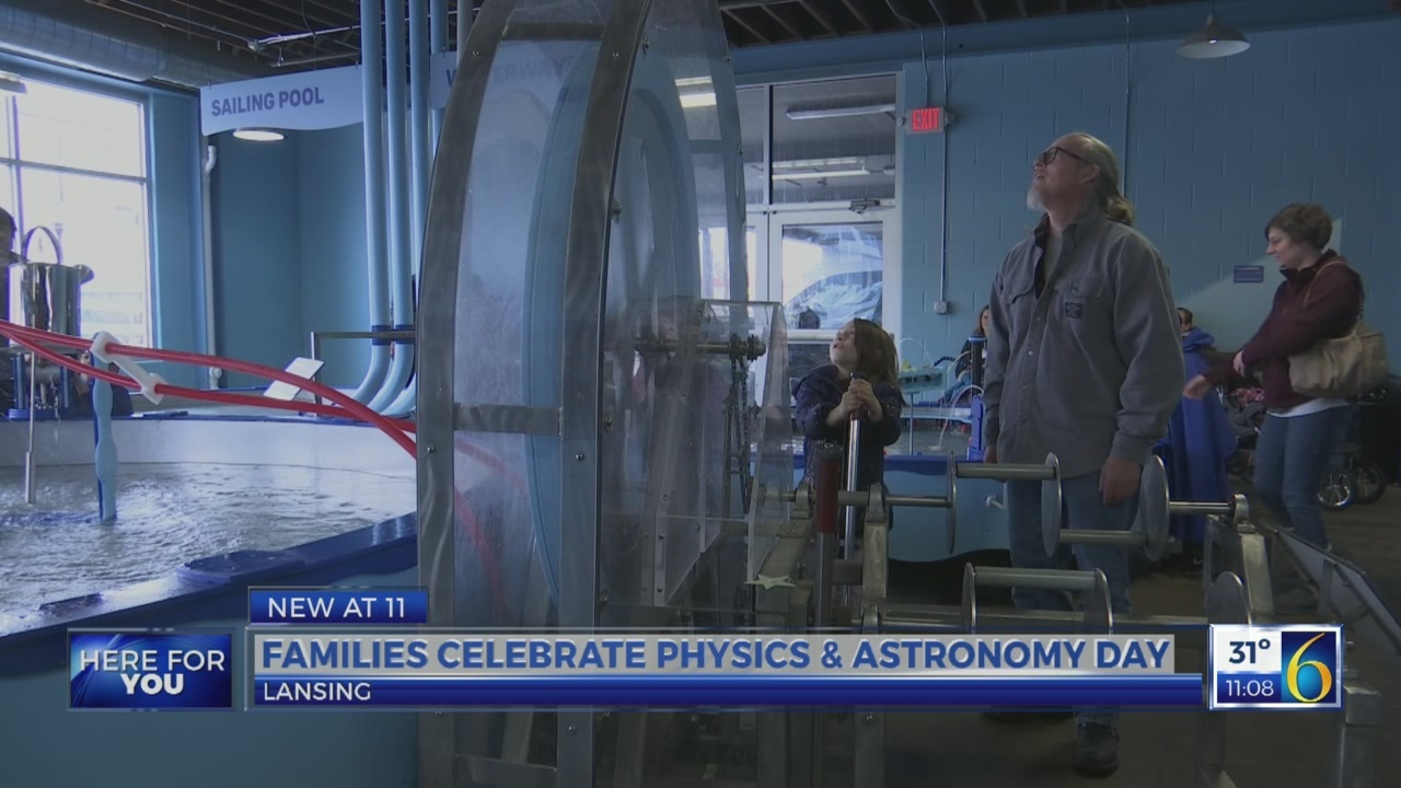 Physics and Astronomy day