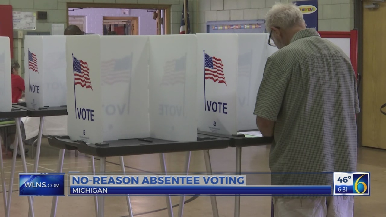 6 News This Morning: absentee voting 2
