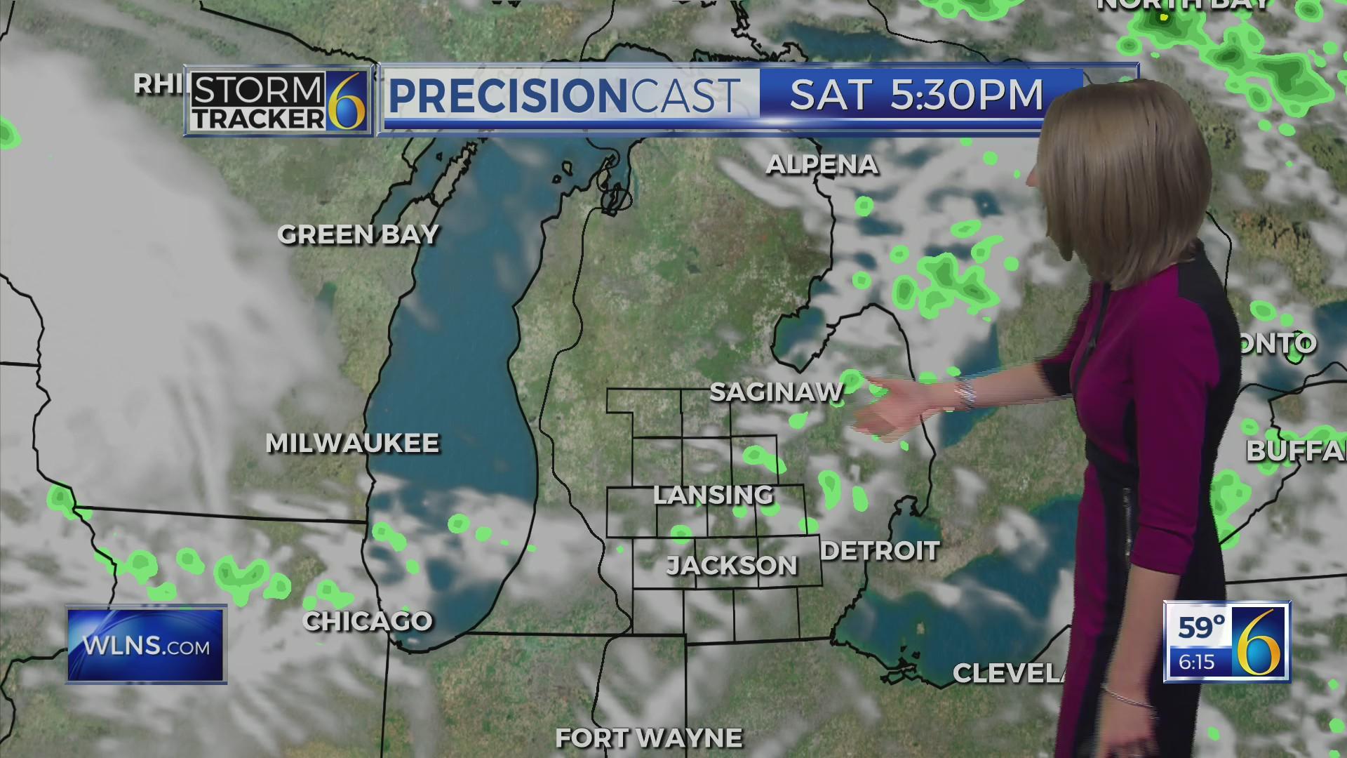 Forecast | WLNS 6 News