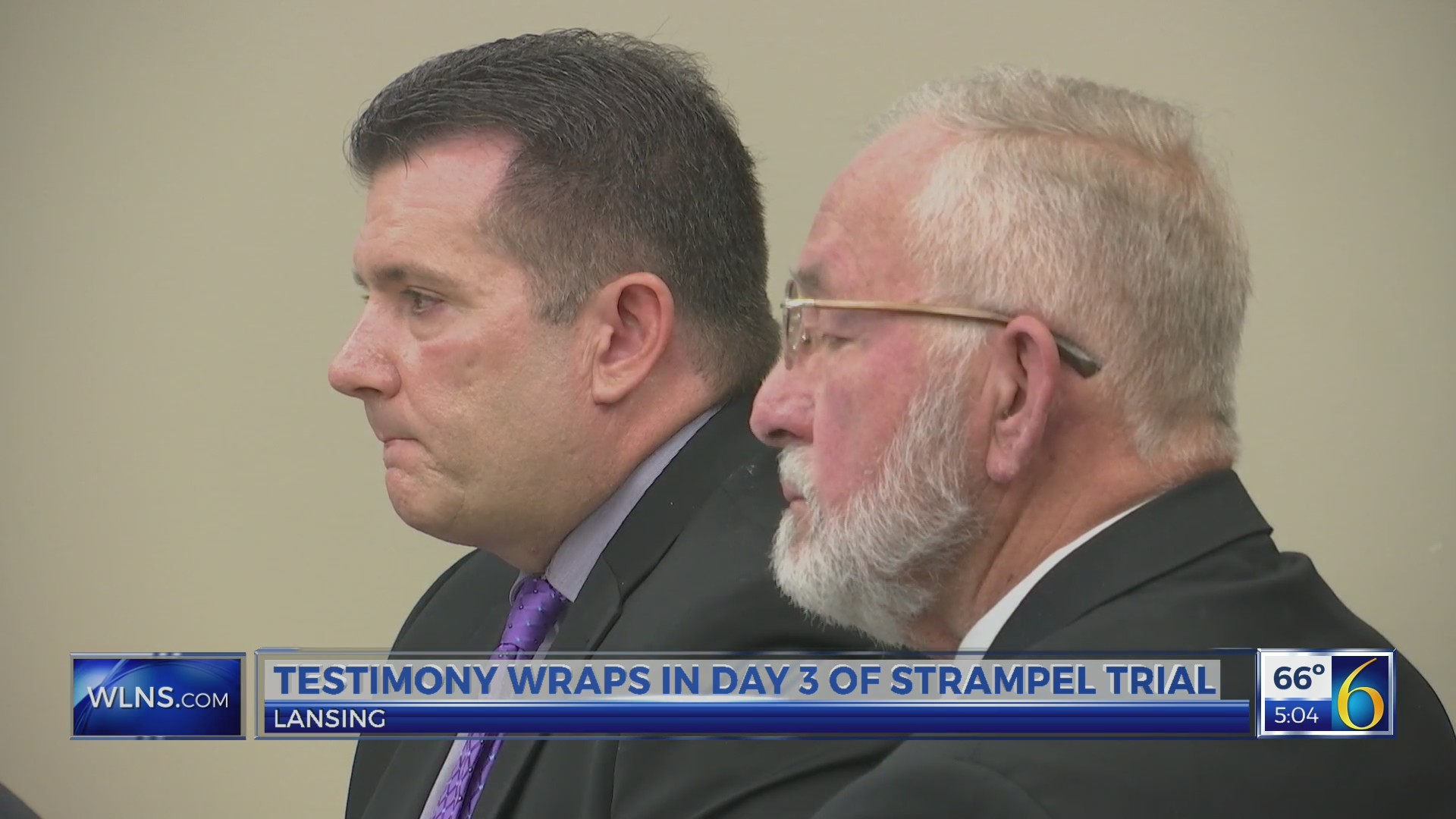 Testimony wraps in day 3 of Strampel Trial