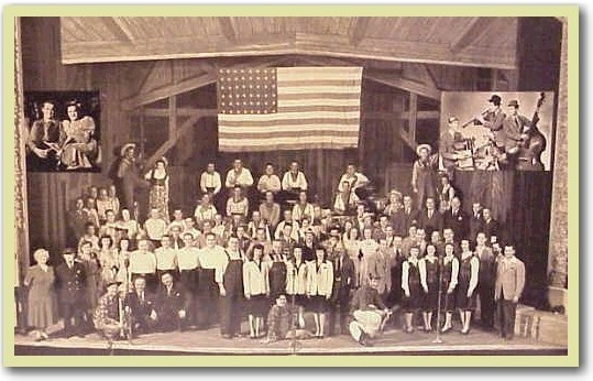 Image result for the national barn dance
