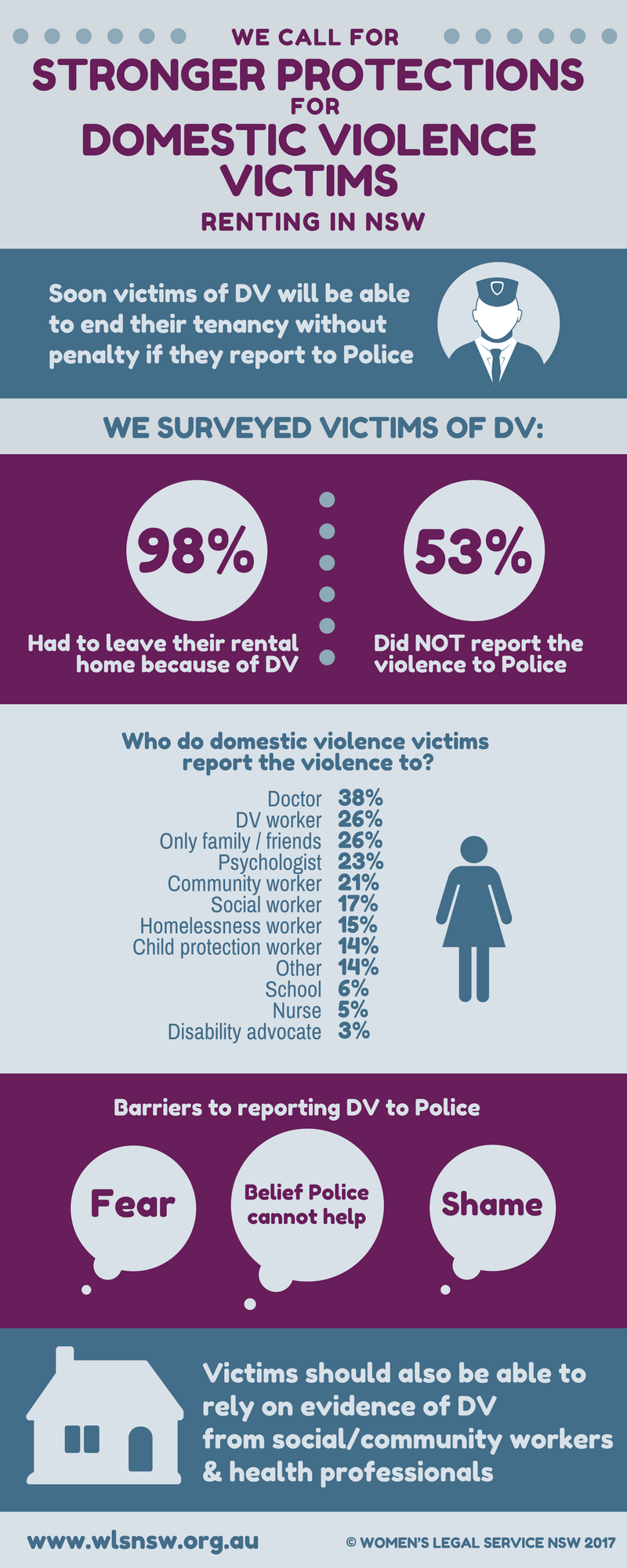 Infographic - renting and DV