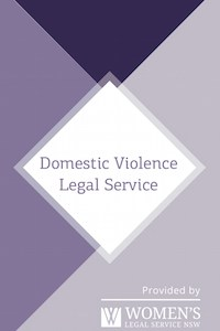 Domestic Violence Legal Service Wallet Card