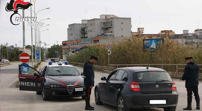 Augusta, controlli a tappeto dei Carabinieri: denunce e contravvenzioni per  guida sotto influenza dell'acool - Digitale terrestre free: canale 652