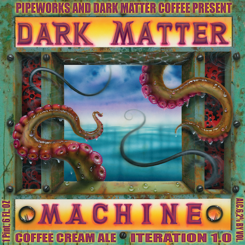 Pipeworks Dark Matter Machine - Order Online - West ...