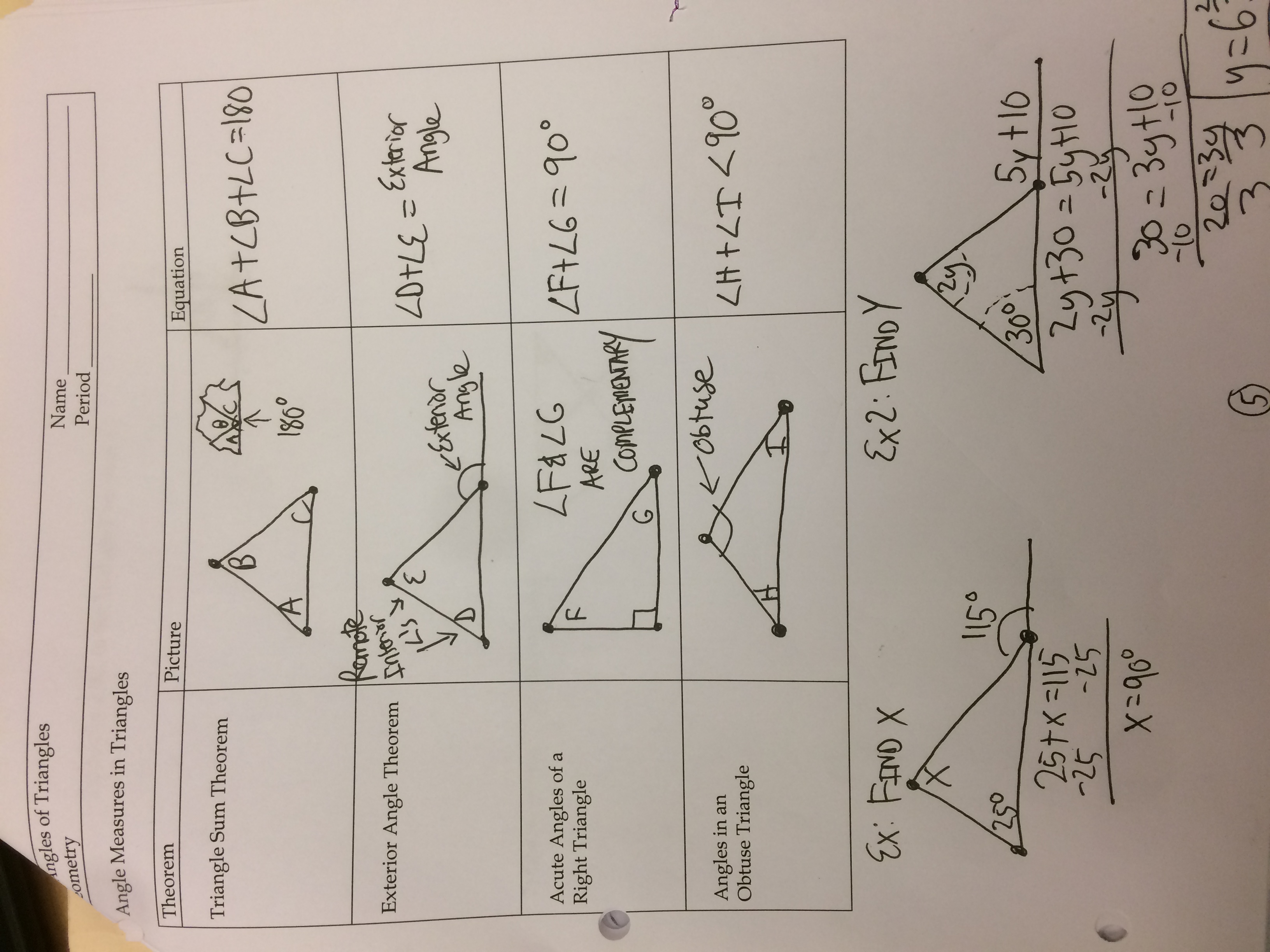 Classnotes Class 9 Notes Maths Congruent Triangles