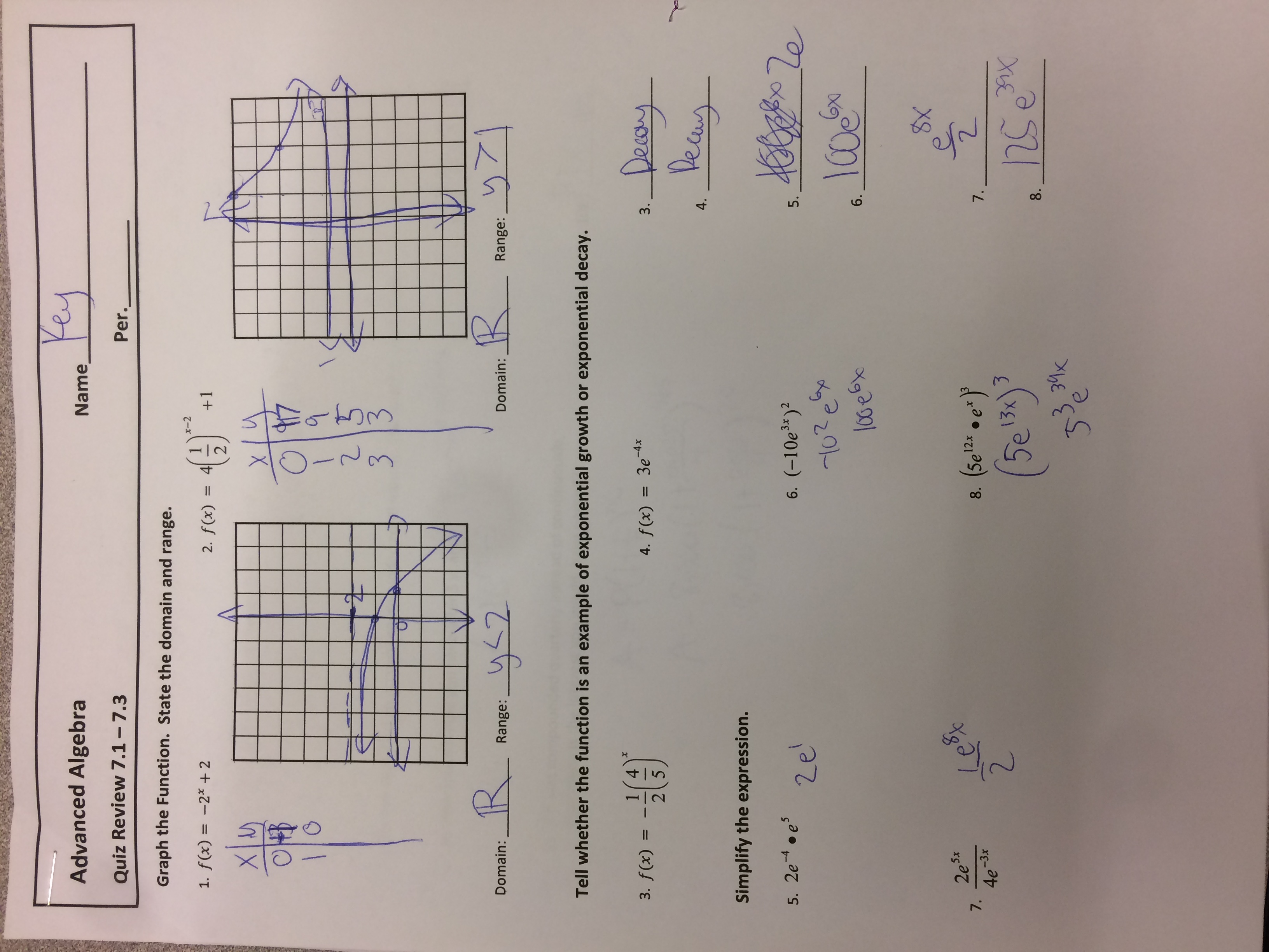 44 Graphing Piecewise Functions Worksheet Answers
