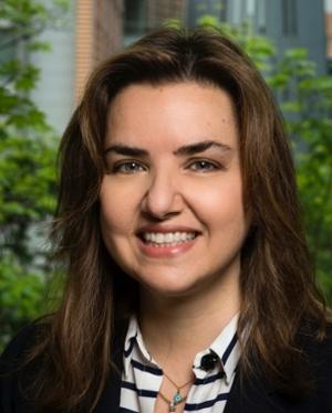 Provost Peggy Agouris (Courtesy photo)