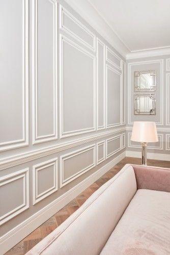 SX156 Tall Classic Skirting Board Wm Boyle Interior Finishes