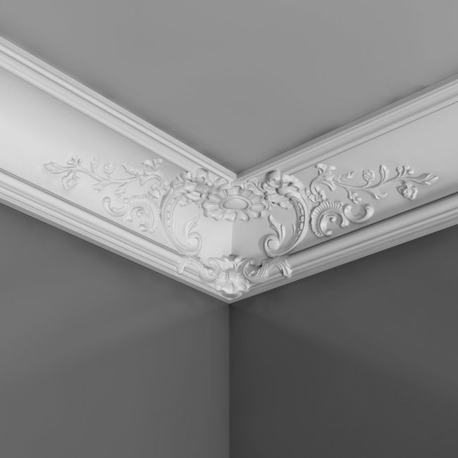 c338b baroque french style cornice