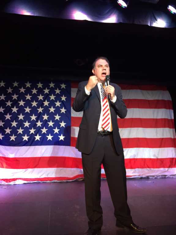 Alan Grayson on Election Night